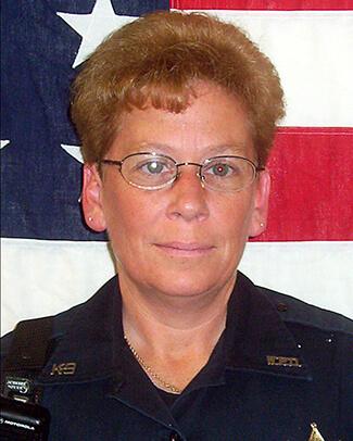 Sgt. Janet Brady